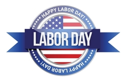 Happy Labor Day Weekend!